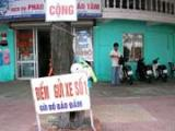 Lộn xộn dịch vụ trông giữ xe ở Đồ Sơn