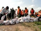 Quận Đồ Sơn diễn tập phòng chống lụt bão, tìm kiếm cứu nạn năm 2011